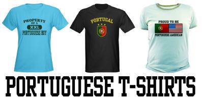 Portuguese t-shirts