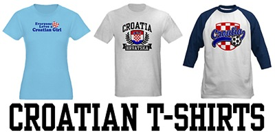 Croatian t-shirts