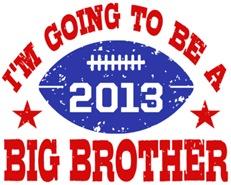 Big Brother Football 2013 t-shirt