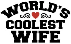 World's Coolest Wife t-shirt