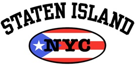 Staten Island Puerto Rican t-shirts