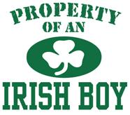 Property of an Irish Boy t-shirt