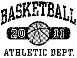 Basketball 2011 t-shirt