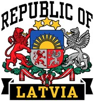 Republic of Latvia t-shirts
