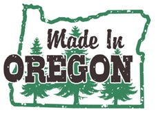 Made In Oregon t-shirts