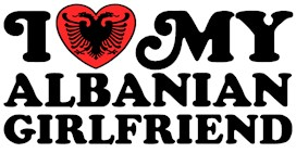 I Love My Albanian Girlfriend t-shirts