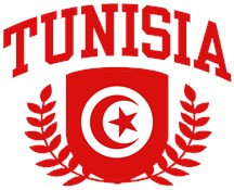 Tunisia t-shirts