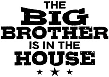 Funny Big Brother t-shirts