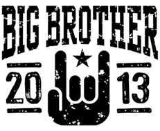Big Brother 2013 t-shirt