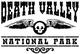 Death Valley National Park t-shirts