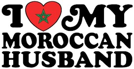 I Love My Moroccan Husband t-shirts