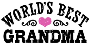World's Best Grandma t-shirts