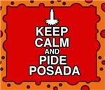 Keep Calm Posada