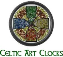 Celtic Art Clocks, Tiles and Mousepads