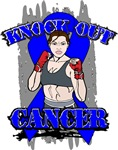 Knock Out Colon Cancer Shirts