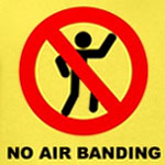 No Air Banding
