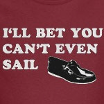 You Can't Even Sail