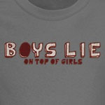 Boys Lie On Top