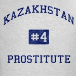 Number 4 Prostitute In Kazakhstan