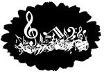 Mixed Musical Notes (splat)