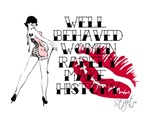 Well Behaved Women Tattoo Style