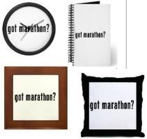 Got Marathon! Office Items