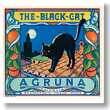 Black Cat Brand