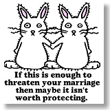 Same-bunny Marriage