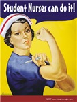 Student Nurses can do it!