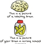 Nursing School Brain