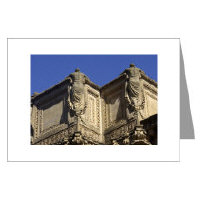 san francisco landmark greeting cards