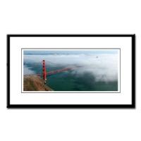 SF Golden Gate Bridge Panoramic Photography