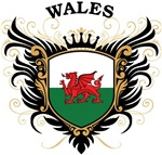 Welsh Flag T-shirts & Gifts