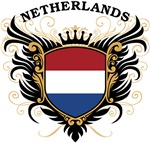 Dutch Flag T-shirts & Gifts