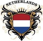 Dutch Flag T-shirts & Gifts