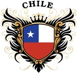 Chilean Flag T-shirts & Gifts
