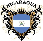 Nicaraguan Flag T-shirts & Gifts