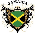Jamaican Flag T-shirts & Gifts