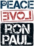 Peace Love Ron Paul