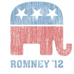 Vintage Romney '12 Republican