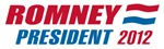 Romney - President 2012