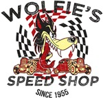 Wolfie's Speed Shop