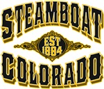 Steamboat Colorado Old Gold