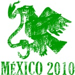 Mexico - Eagle - Green