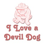 I Love a Devil Dog
