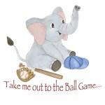 Elephant Baseball