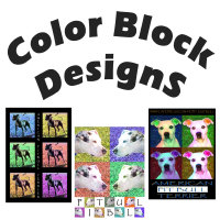 Color Block Designs