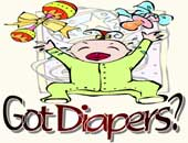 Got Diapers: Gifts & Apparel