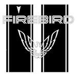 Firebird Racing Stripes