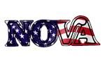 USA Flag Nova